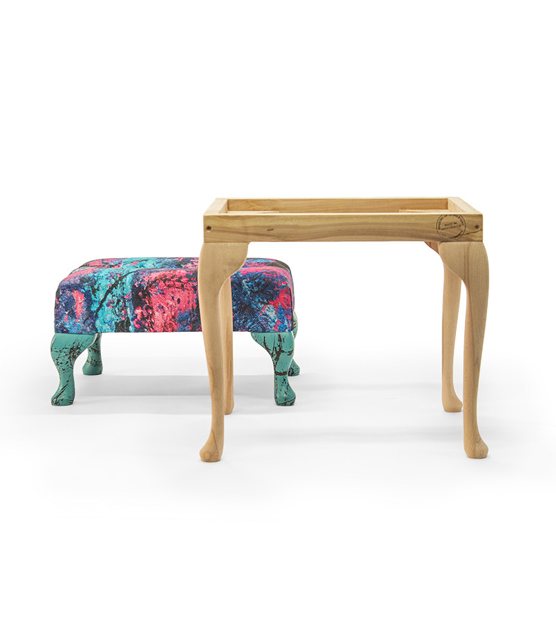 Weekend dressing table stool ministry of upholstery for Furniture upholstery course